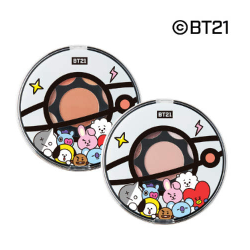 VT COSMETICS BT21 Eyeshadow Palette 3 8g (VTxBT21 Edition)