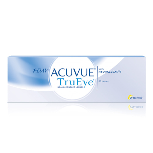 ace198c9f115d 1-DAY ACUVUE TruEye 30p (1pack) Daily disposable soft contact lenses