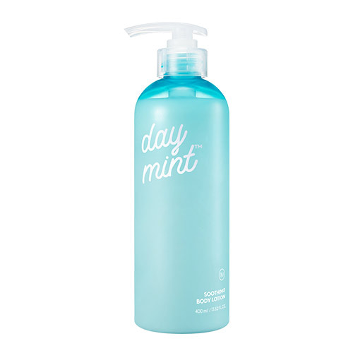 missha,day mint soothing body lotion