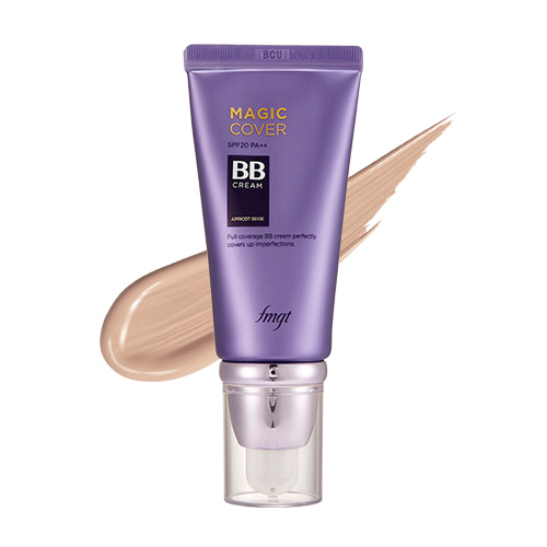the face shop,magic cover bb cream