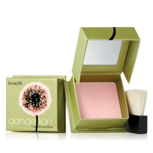 benefit,dandelion brightening finishing powder