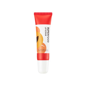 MISSHA,Superfood Apricot Seed Lip Scrub
