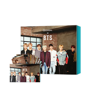 mediheal,bts soothing care special set