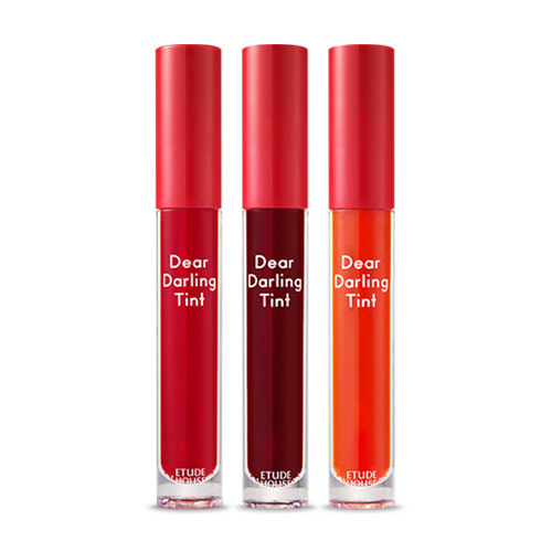 etude house,dear darling water gel tint