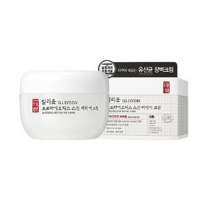 illiyoon,probiotics skin barrier cream