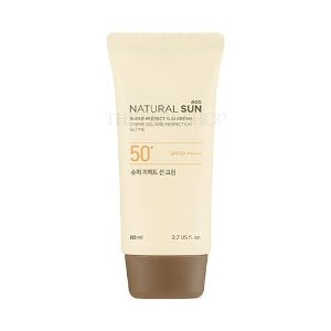 the face shop,natural sun eco super perfect sun cream