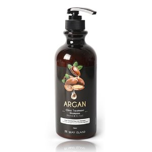 may island,argan clinic treatment shampoo