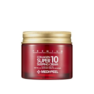 medi-peel,collagen super 10 sleeping cream