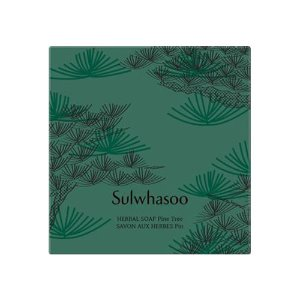 sulwhasoo herbal soap,pine tree